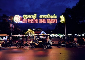 Siem Reap Art Center Market 1