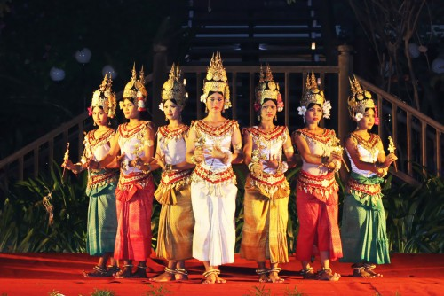 Entertainment Activities and Show in Siem Reap